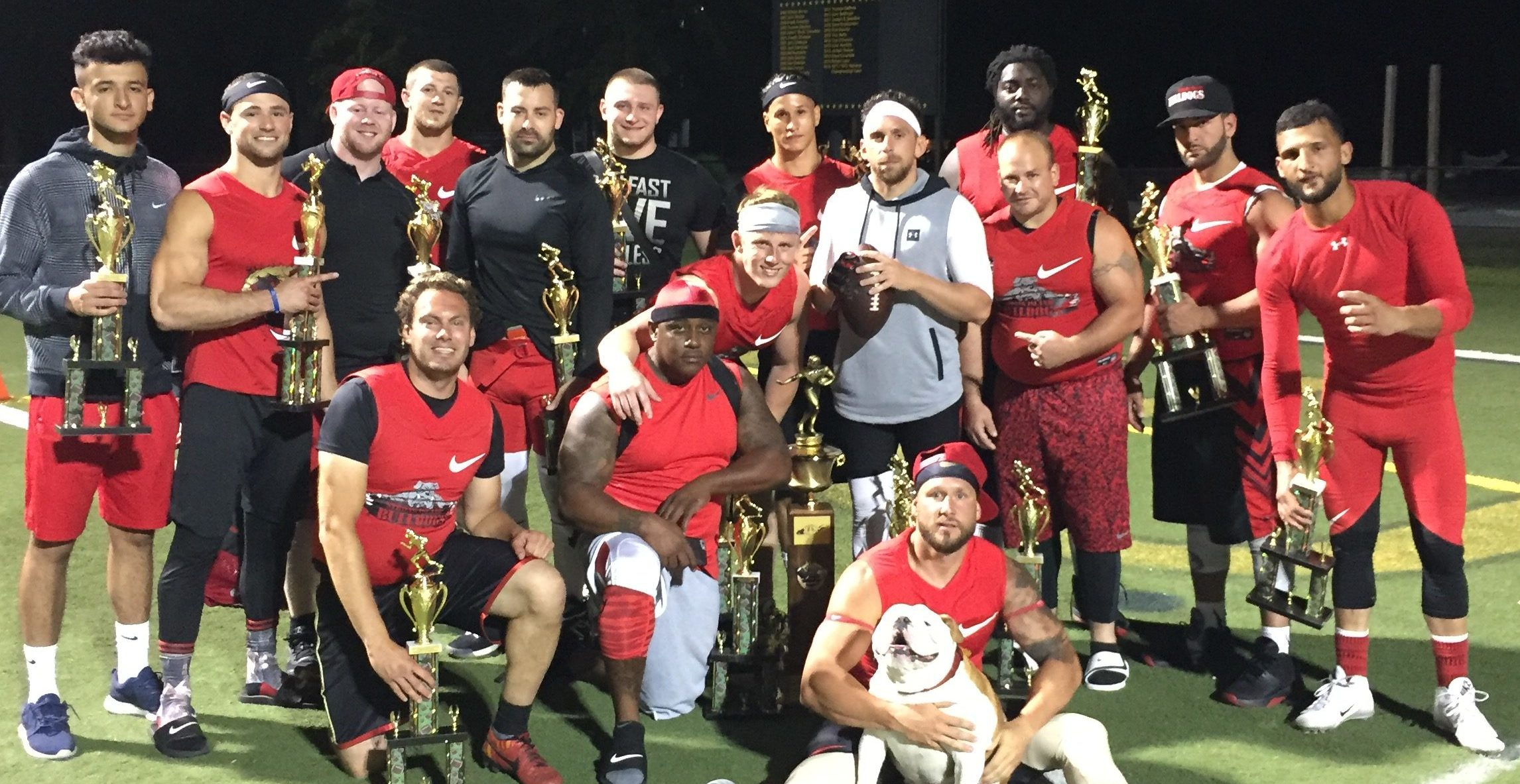 long island flag football